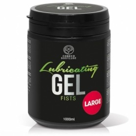 Cbl gel lubricante fists base agua 1000ml